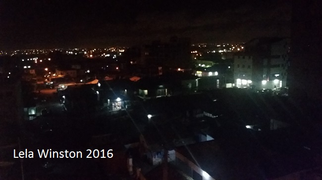 Accra at Night