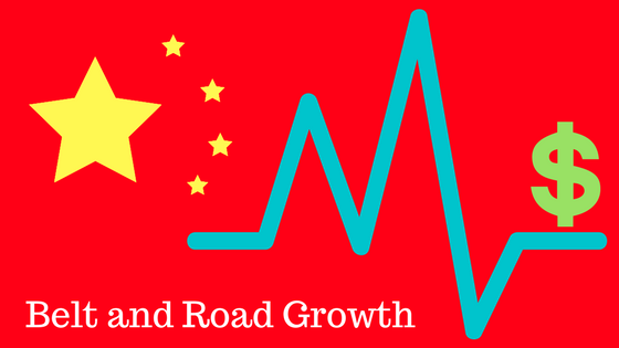 Growth Powers Belt and Road