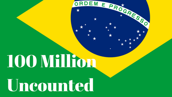 Quantifying Brazil's Economically Inactive Citizens